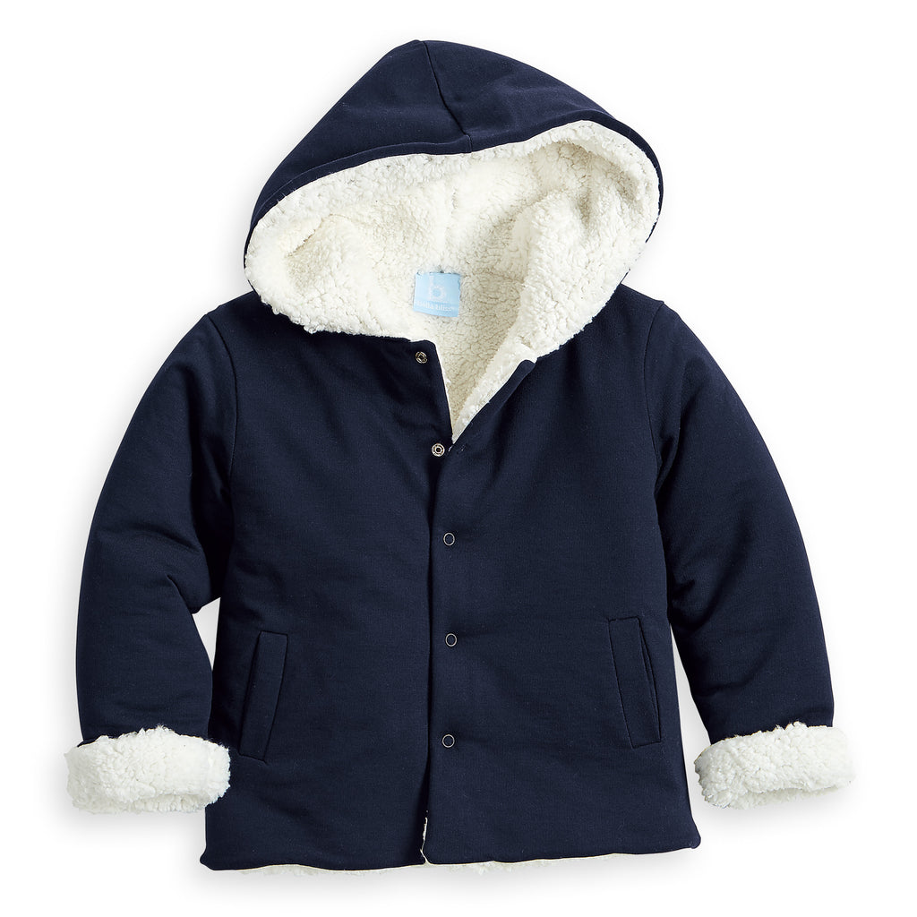 Solid Ballard Jacket (4479910838352)