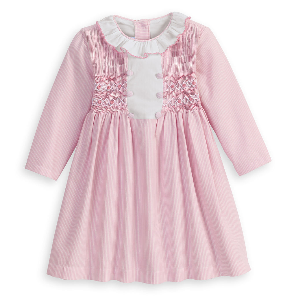 Francie Smocked Dress (4472056545360)