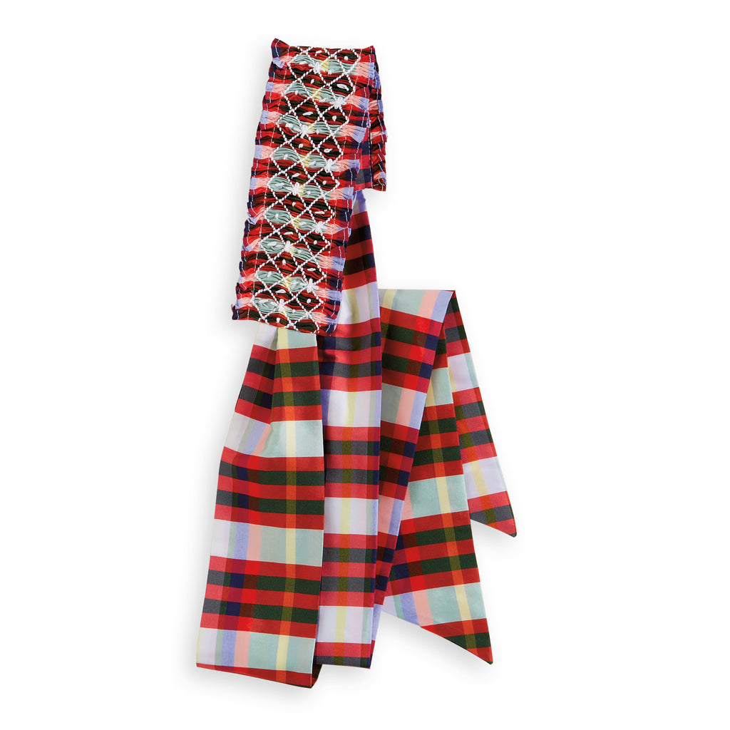 Holiday McLean Smocked Party Sash™ (4494263418960)
