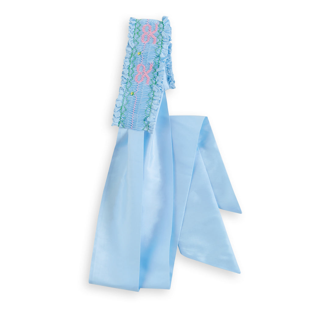 McLean Smocked Party Sash™ (4494259519568)