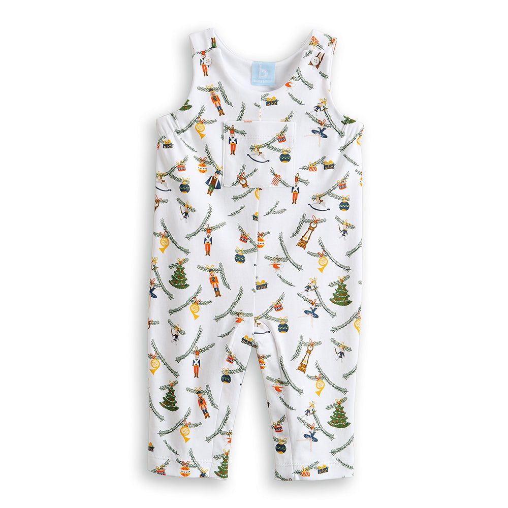 Holiday Printed Pima Overall (4489502425168)