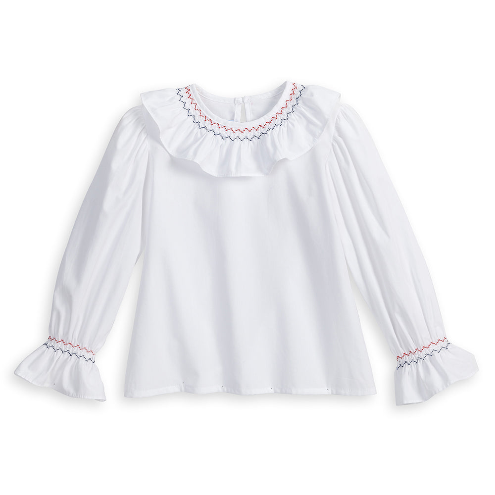 Smocked Eloise Blouse (4479886327888)