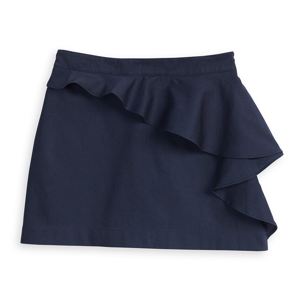 Side Ruffle Skirt (4484699422800)