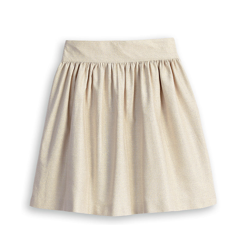 Gold Party Skirt (4478769299536)