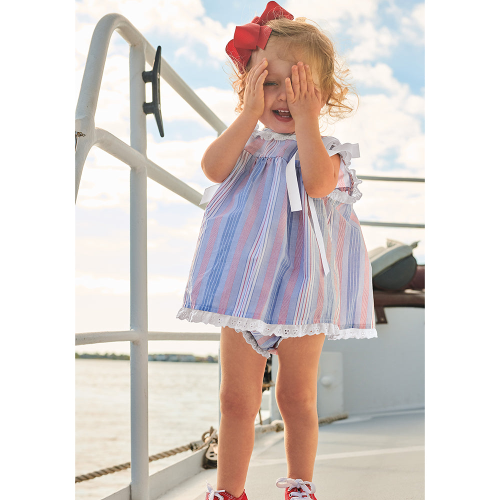 Summer Eyelet Trim Bloomer Set (4173461291088)