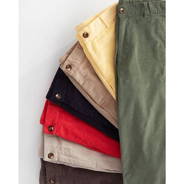 Hunter Corduroy Boy's Slim Pant