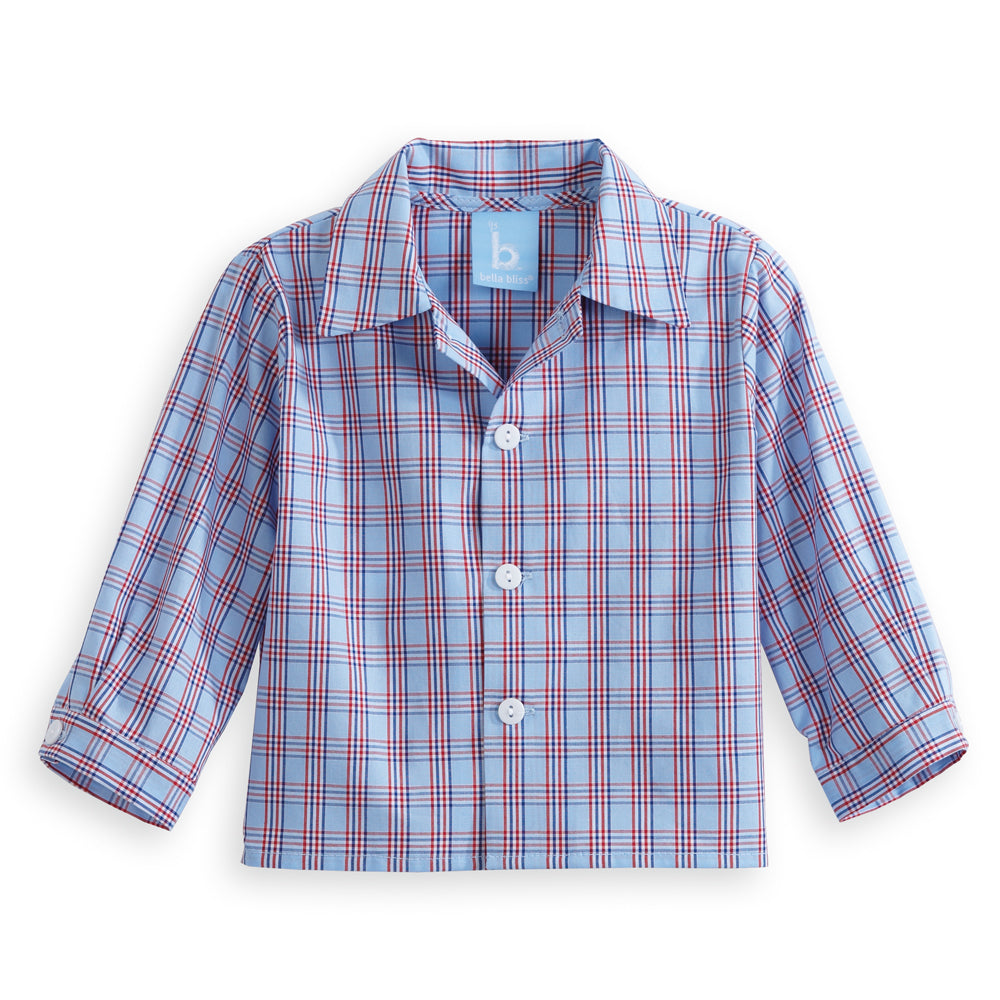 Fall Eton Dress Shirt