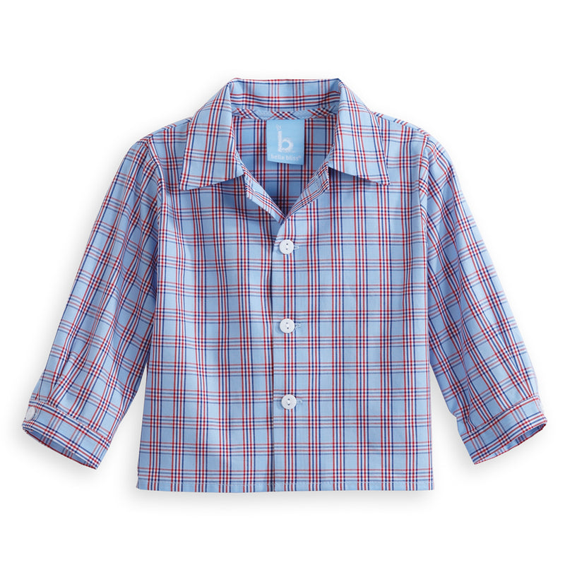 Fall Eton Dress Shirt (2551099916368)