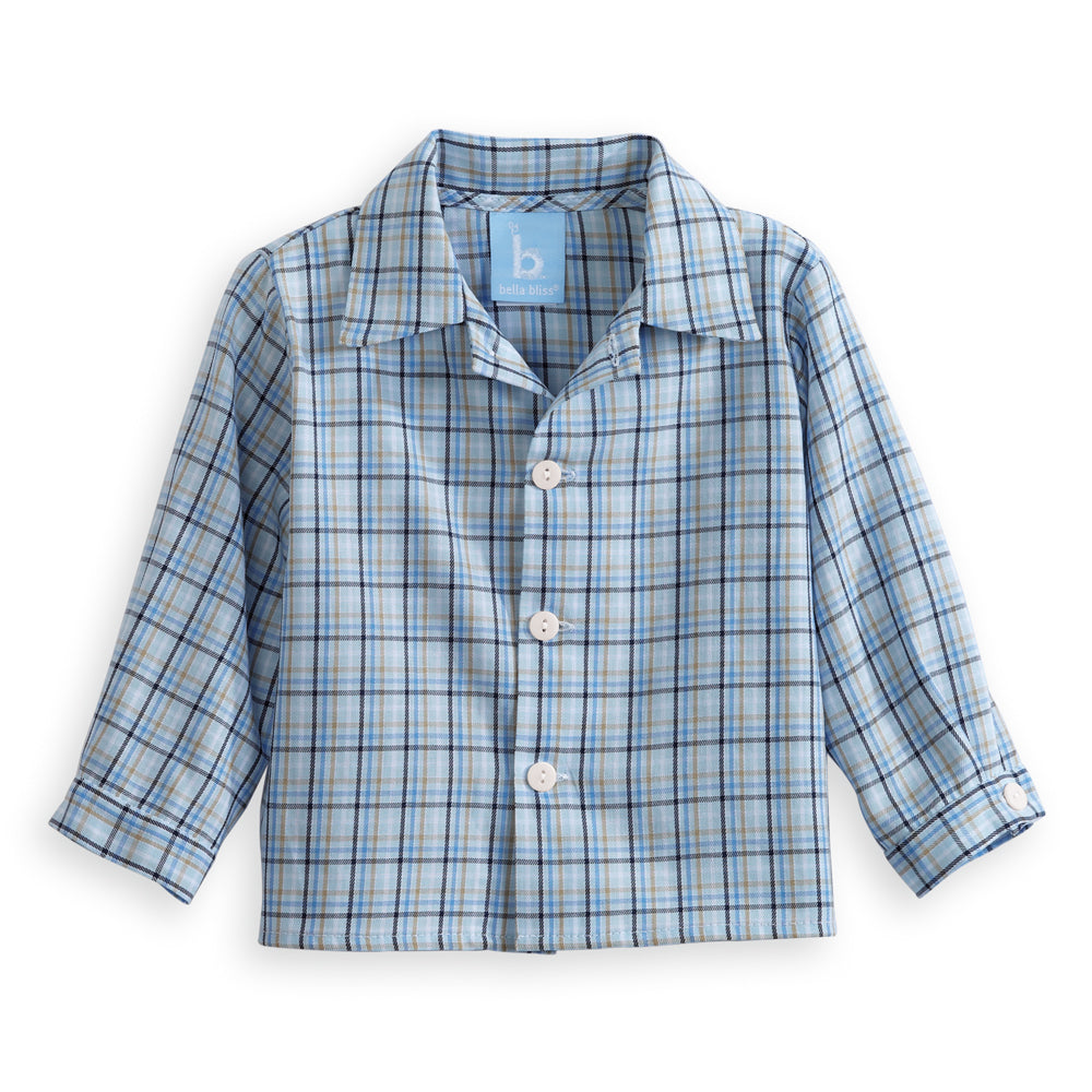 Holiday Eton Dress Shirt