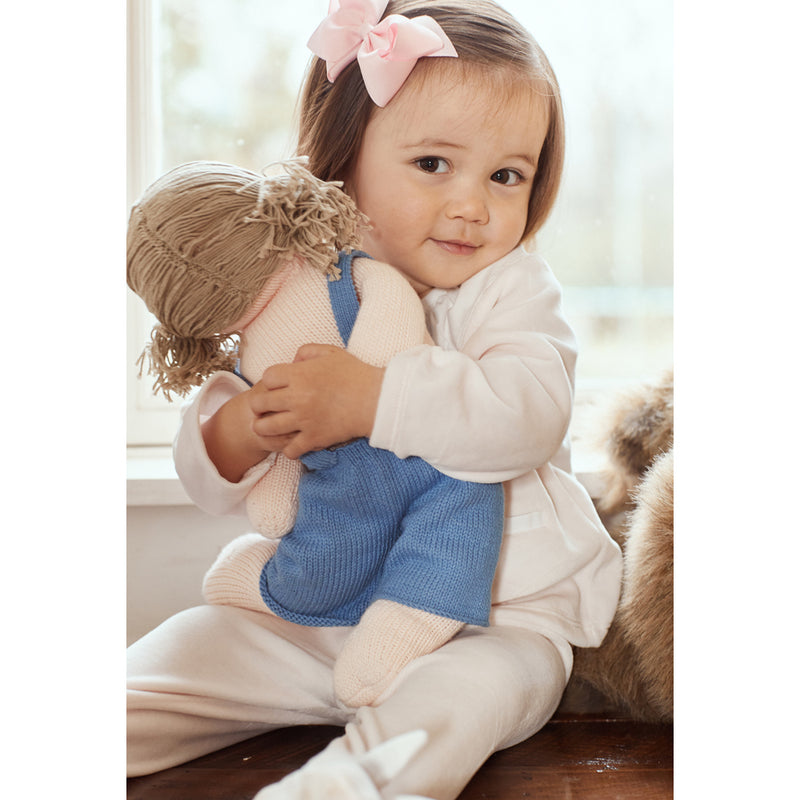 Knit Doll Set with Outfits (3671123001424)