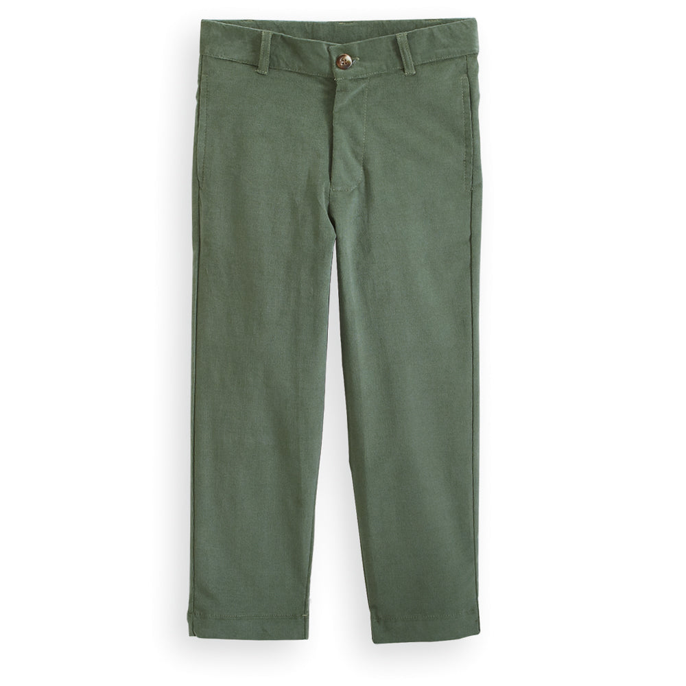 Hunter Corduroy Boy's Slim Pant (2551434477648)