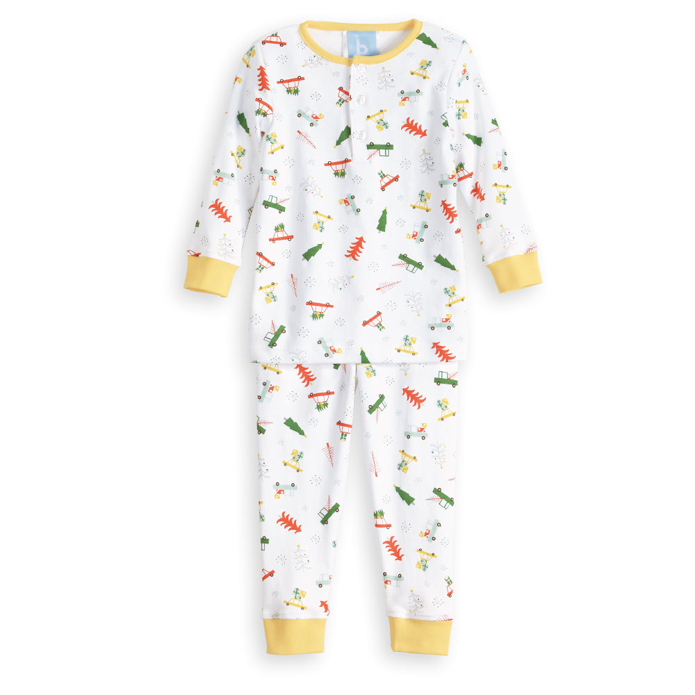 Holiday Pierce Pima Jammies