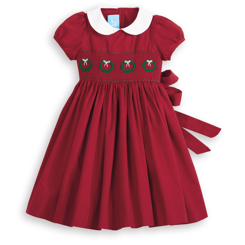 Wreath Dress (2549298561104)