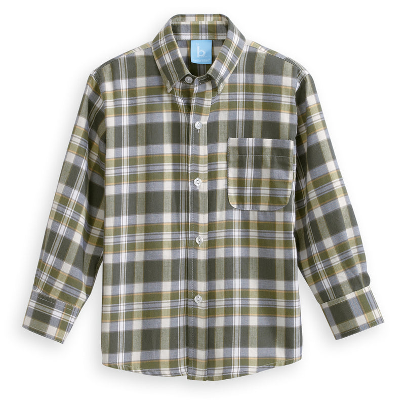 Holiday Buttondown Shirt (2551102832720)