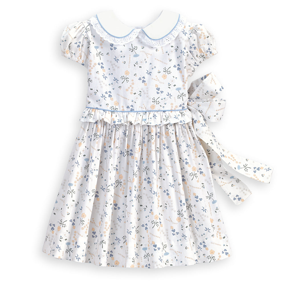 Ruffled Grace Dress