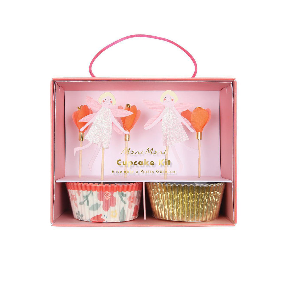 Flower Fairy Cupcake Kit