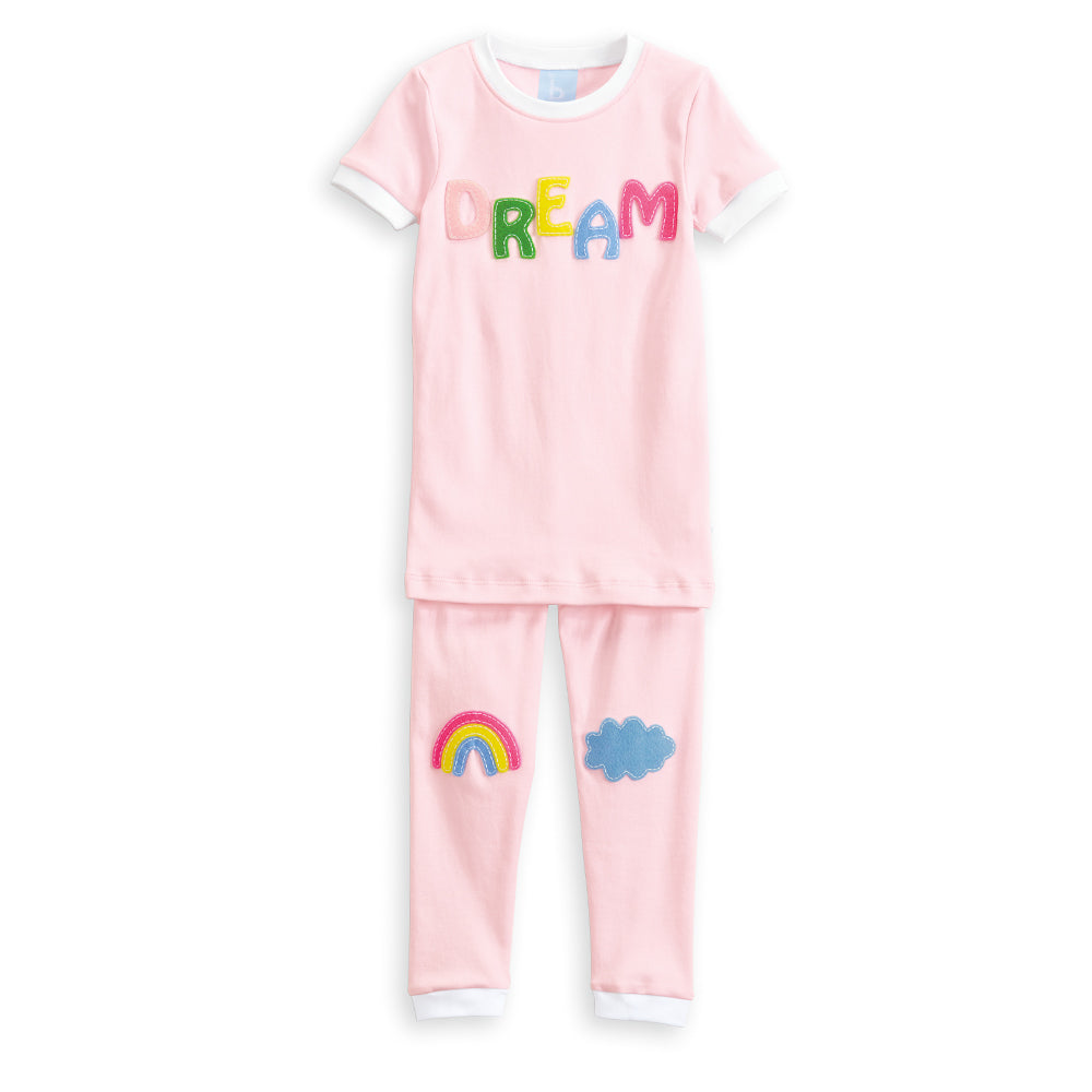 Applique Dream Pima Jammies (4175132196944)