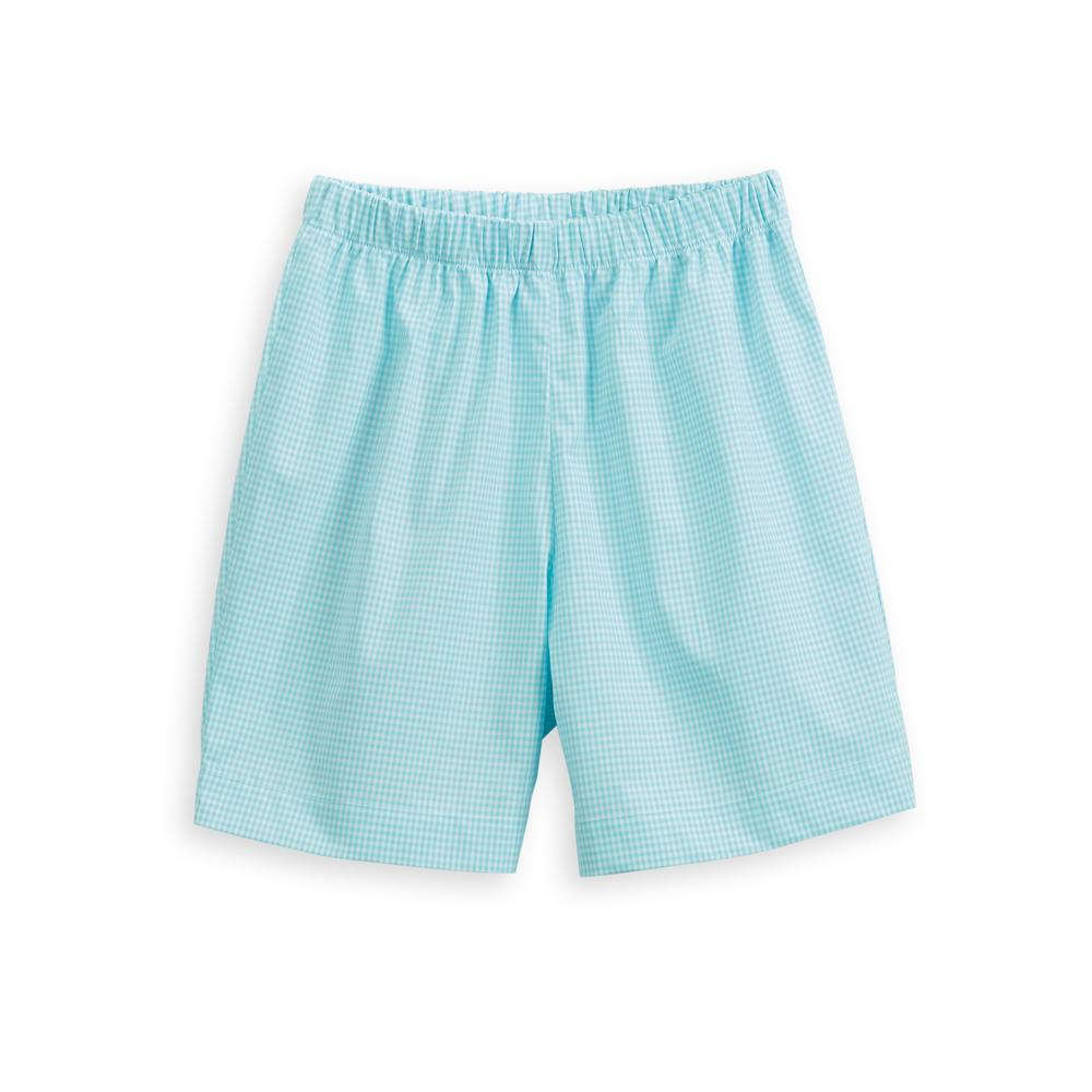 Spring Contrast Pocket Montague Short