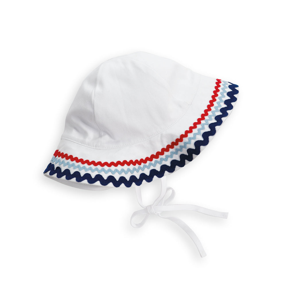 Sunhat with Trim
