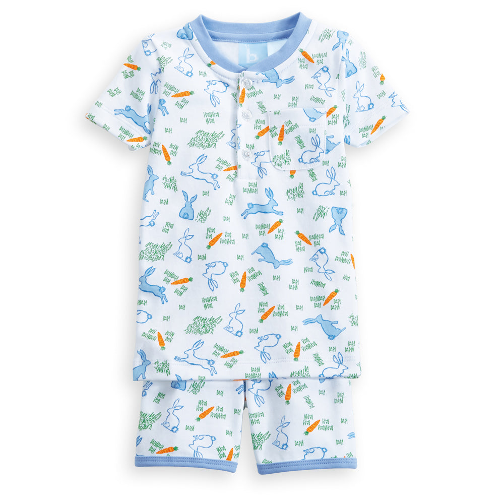 Resort Short Pima Jammies