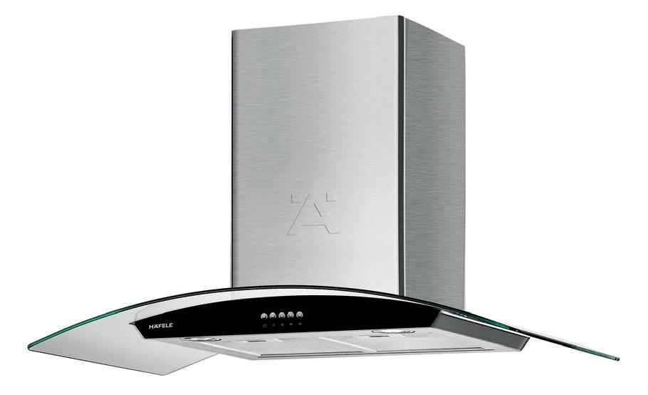CHIMNEY HOOD: 3-SERIES (HH-TG1890KAC)