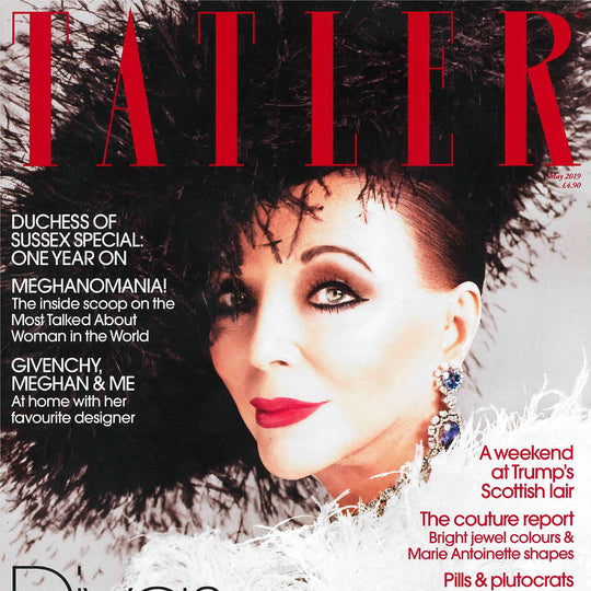 Tatler UK, May 2019
