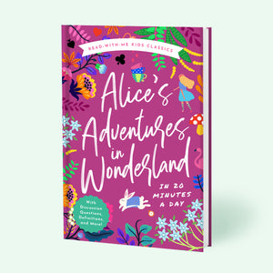 Alice's Adventures in Wonderland in 20 Minutes a Day