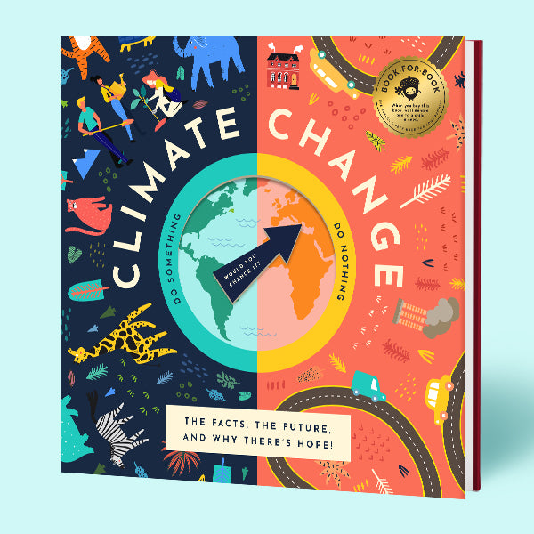 Climate Change: The Facts, The Future, and Why There's Hope!
