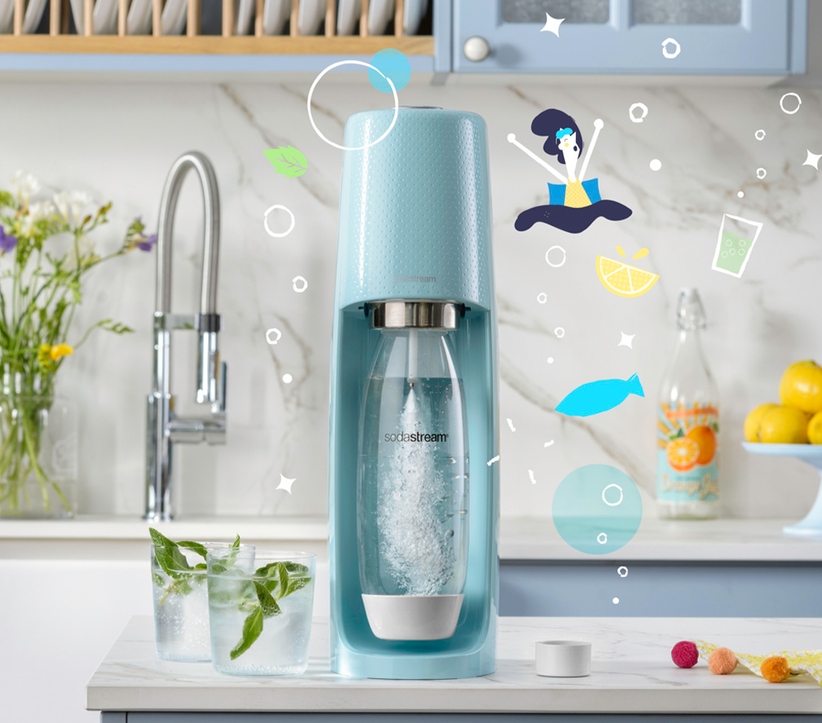 SodaStream Official UK Store: Sparkling Water Makers, Gas ...