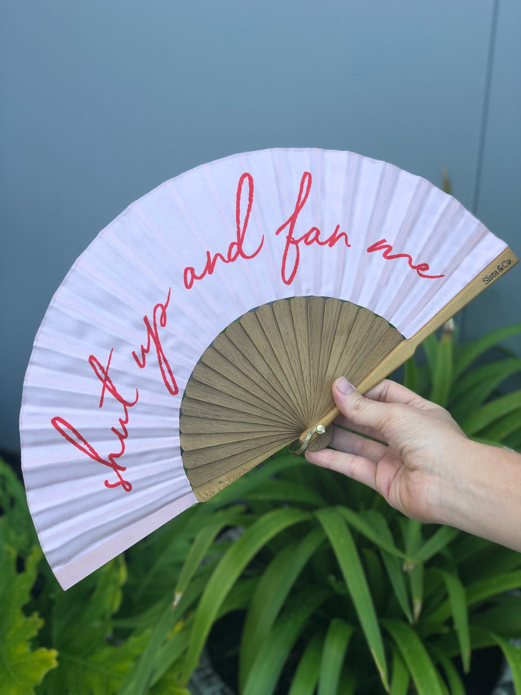 Shut Up And Fan Me - ON SALE