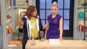 SipChip is featured on the Rachael Ray Show - a Key to Protecting Yourself