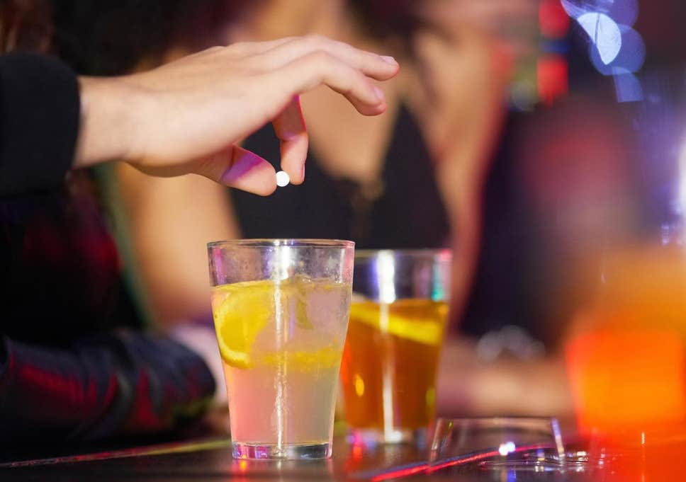 Signs and Symptoms of Common Date Rape Drugs