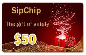 SipChip Gift Cards