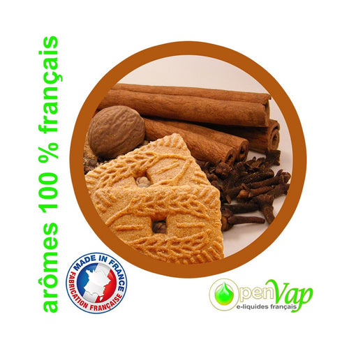 SPECULOOS Openvap - 10 ml
