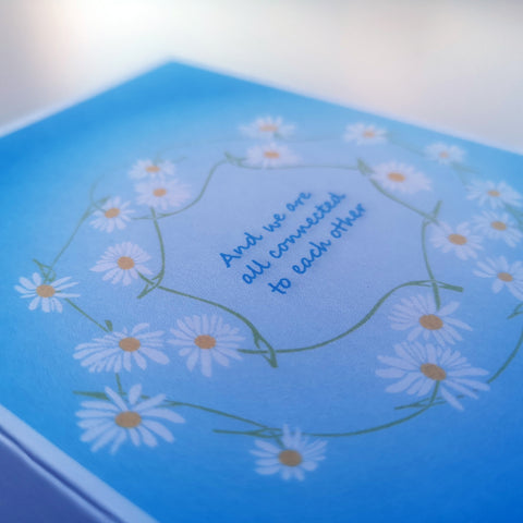 Daisy chain card
