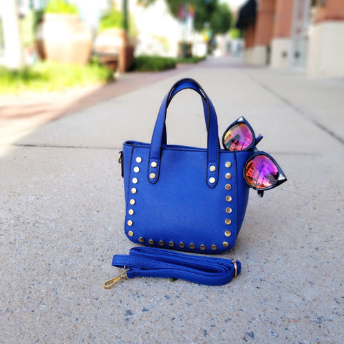 THE BLUE BREEZE BAG