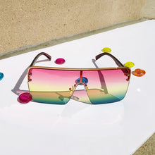 RAINBOW SUNSET SUNGLASSES