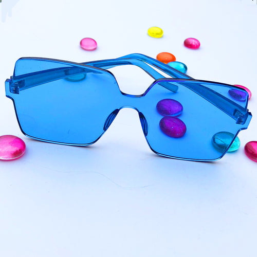BLUE PASSION SUNGLASSES