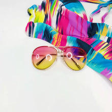 PINK LEMON SUNGLASSES