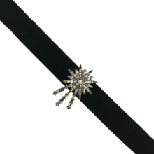 THE TIARA CHOKER