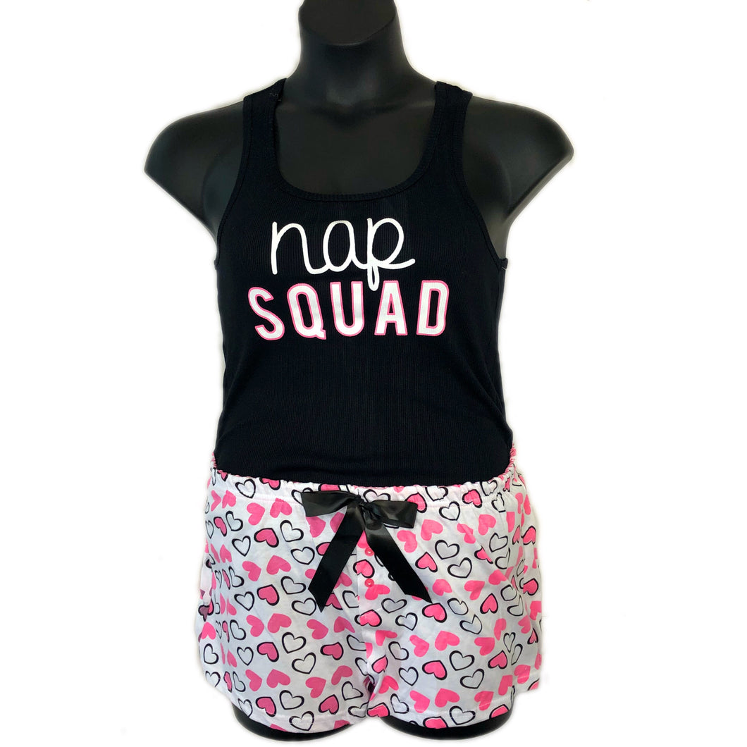 THE NAP SQUAD SET