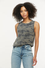 Load image into Gallery viewer, Tilson Tank Top - Camo