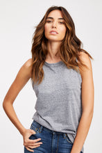 Load image into Gallery viewer, Tilson Tank Top - 3 pack Heather Grey