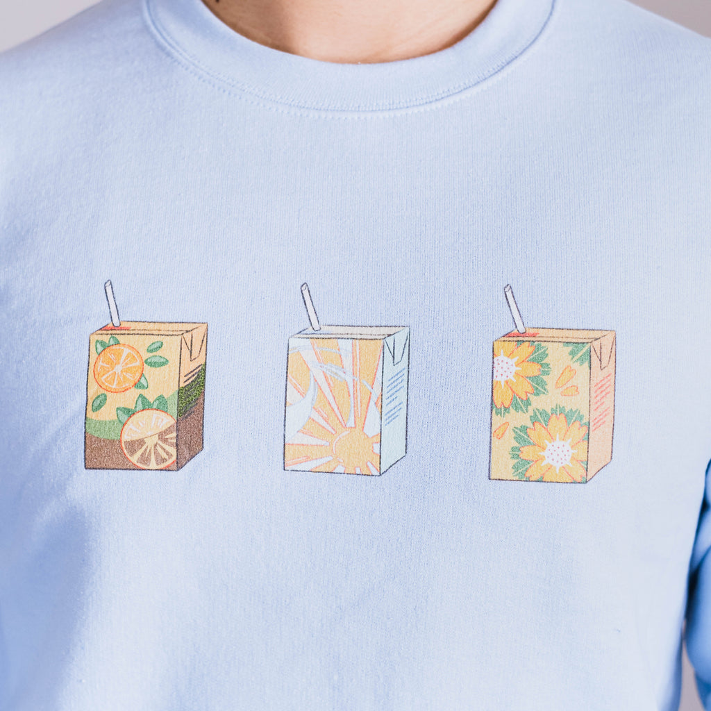 Juicebox Trio Crewneck Sweatshirt (Men's)