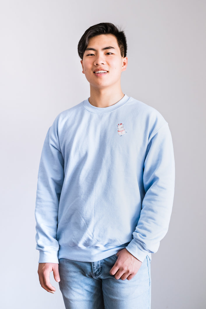 Yakult Crewneck Sweatshirt (Men's)