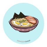 Asian Food Sticker Packs