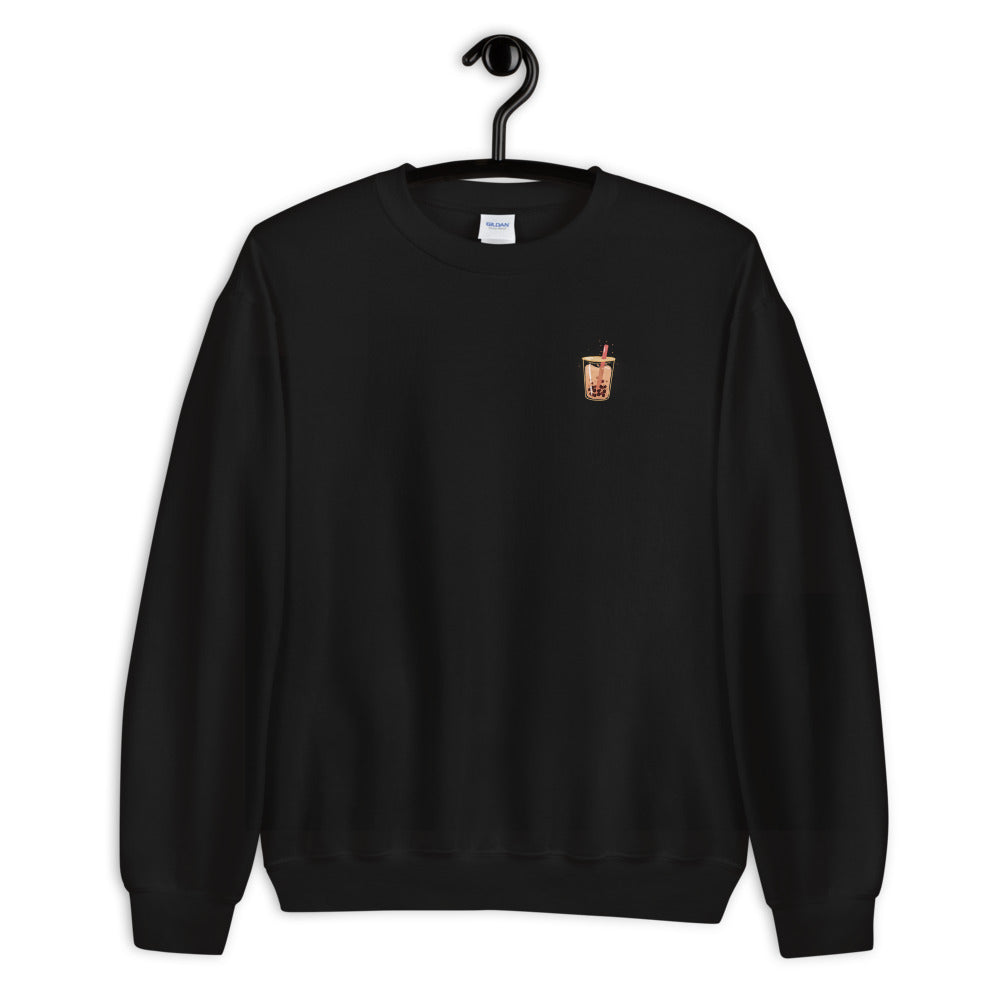 Bubble Tea Crewneck Sweatshirt (Women's)