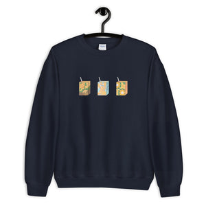 Juicebox Trio Crewneck Sweatshirt (Women's)