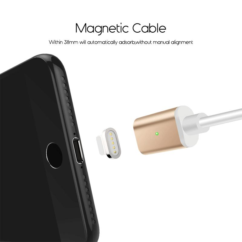 Magnetic iPhone Fast Charging Cable