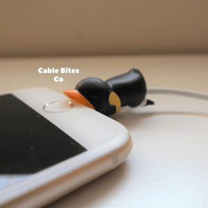 Cable Animal Bites - Emperor Penguin